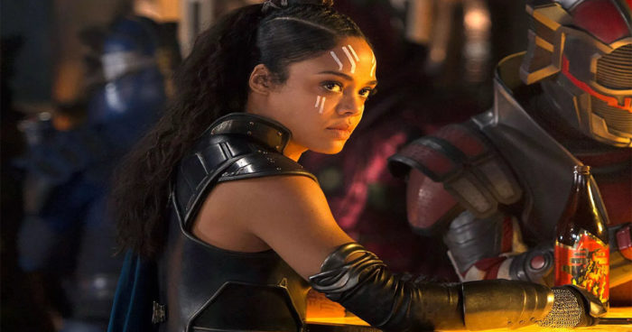 Avengers Infinity War: Mais où est passée Valkyrie?