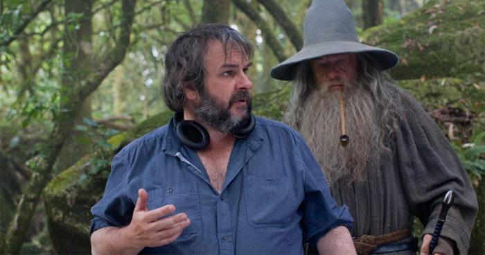 Peter Jackson doit choisir entre la série Le Seigneur des Anneaux ou un film DC
