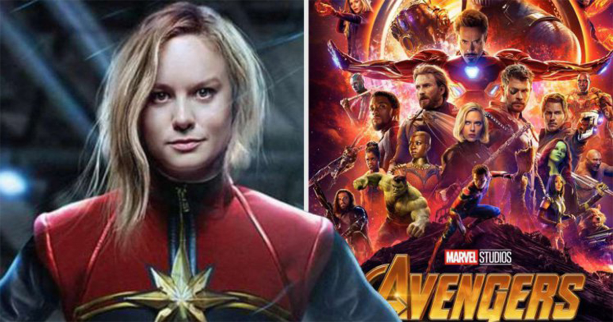 captain marvel mars 2019