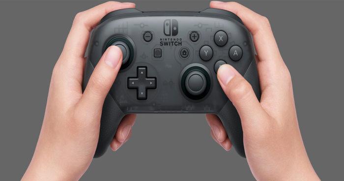 Il est maintenant possible d'utiliser la Manette Pro de la Switch sur Steam