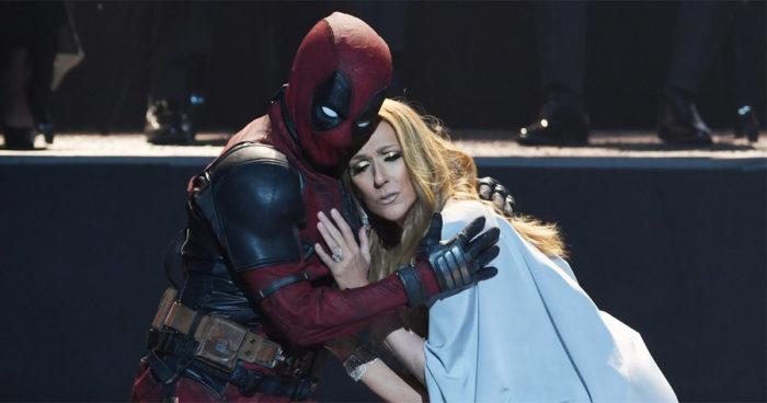 Quand Deadpool rejoint Céline Dion le temps d'une chanson (VIDÉO)