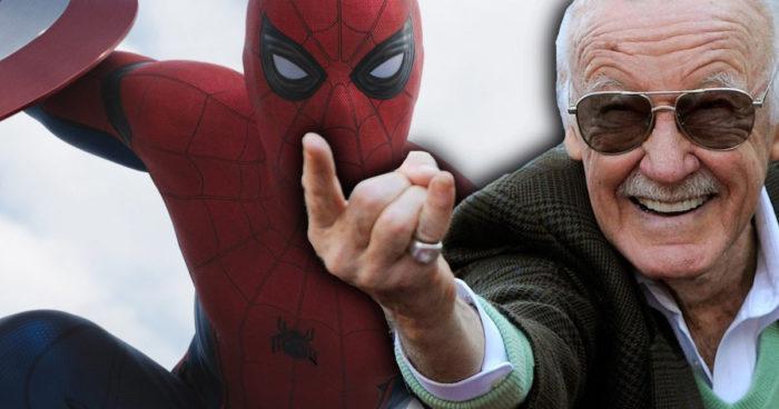 Stan Lee explique à quel point Tom Holland est un bon Spider-Man