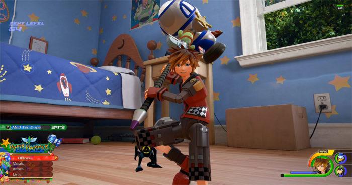 Kingdom Hearts III: Les premiers aperçus du jeu sont arrivés (images et vidéo)