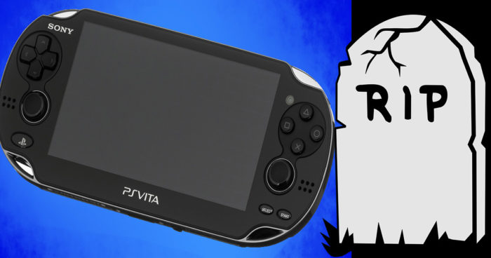 Sony annonce la mort de la PS Vita
