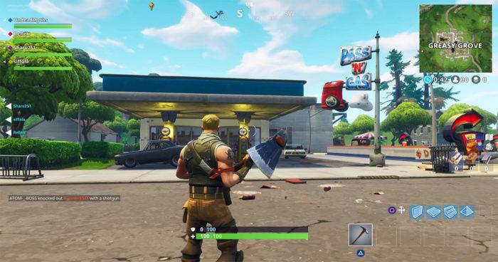Fortnite: Un nouveau mode permettra aux joueurs de respawn après leur mort