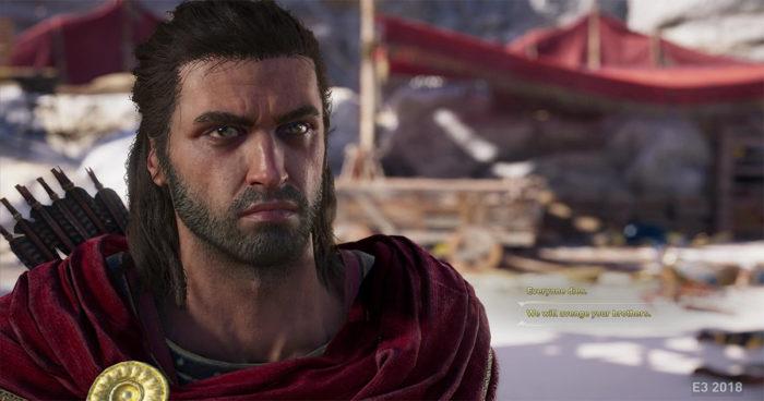 E3 2018: 15 images du nouveau jeu Assassin's Creed Odyssey ont fuité