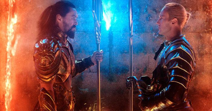 Entertainment Weekly a dévoilé plusieurs nouvelles images pour le film Aquaman
