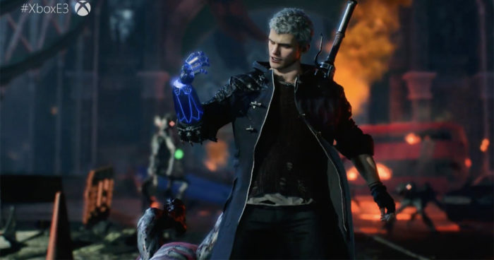 Un premier trailer gameplay pour Devil May Cry 5
