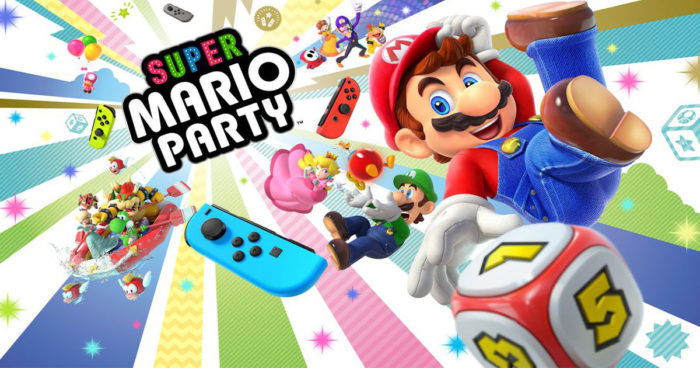 Nintendo annonce un nouveau jeu Super Mario Party sur Nintendo Switch