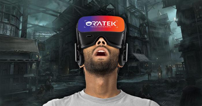 Forfaits de fou vous offre une expérience en réalité virtuelle complètement folle à Montréal