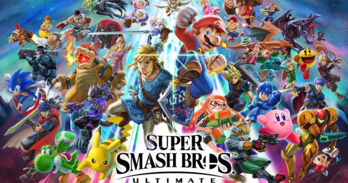 Nintendo vient d'annoncer Super Smash Bros Ultimate sur Switch