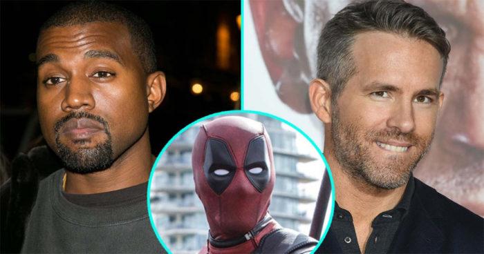 Kanye West trouve que la musique de Deadpool 2 ressemble à la sienne, Ryan Reynolds répond
