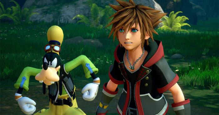 E3 2018: Kingdom Hearts 3 a été repoussé à 2019