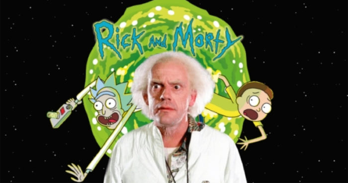 Christopher Lloyd de Back to the Future aimerait jouer dans la saison 4 de Rick and Morty