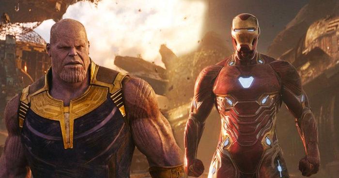 Avengers Infinity War: Nous savons maintenant pourquoi Thanos connaît Tony Stark