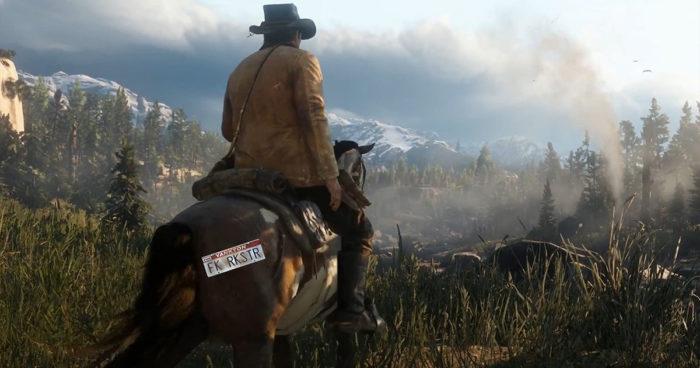 Red Dead Redemption II aura la plus grande map jamais conçue par le studio Rockstar Games