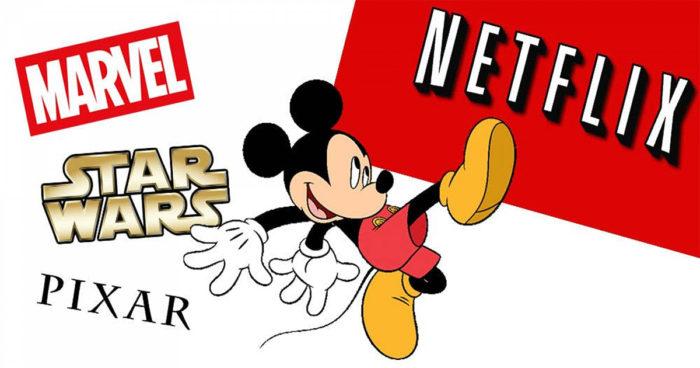 Disney ne voudra pas de contenus violents sur sa plateforme de streaming