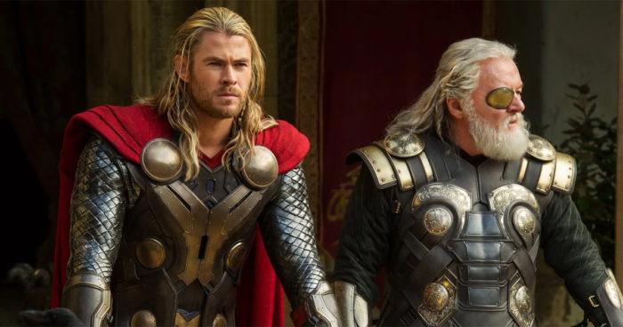 Chris Hemsworth trouve que Thor 2 était mauvais