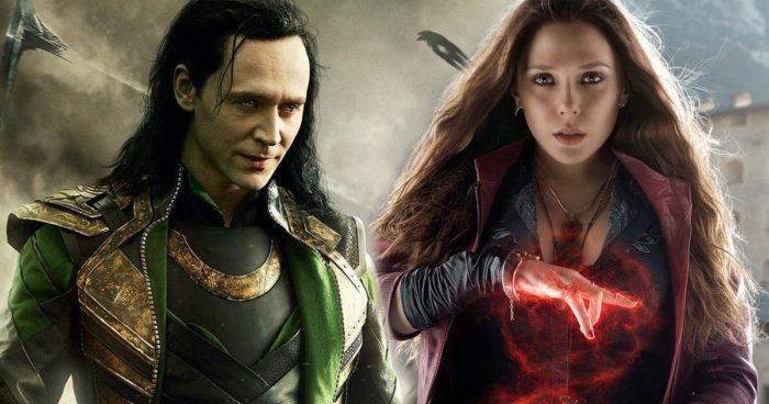 Disney vient d'annoncer des séries-télé Loki et Scarlet Witch pour sa plateforme de streaming