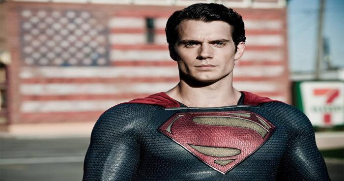 Henry Cavill vient d'abandonner son rôle de Superman chez DC