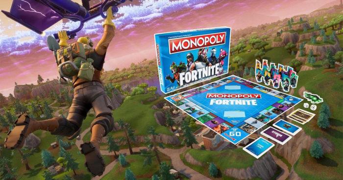 Hasbro vient d'annoncer qu'il y aura bientôt une version Monopoly de Fortnite