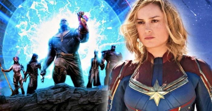 Captain Marvel est le super-héros le plus puissant des Avengers