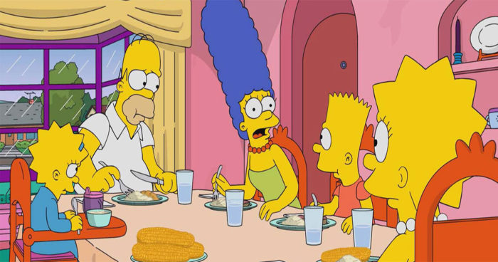 Les Simpsons: Une grosse erreur cachée dans la série depuis 23 ans révélée