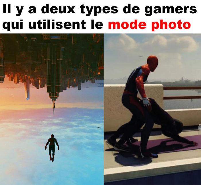 Il y a deux types de gamers