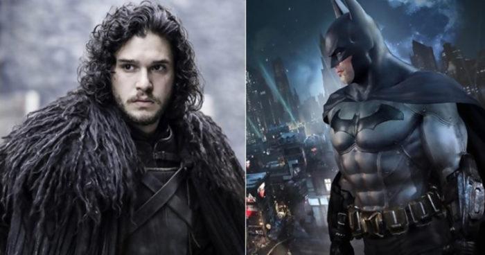 La star de Game of Thrones Kit Harington pourrait jouer le rôle de Batman
