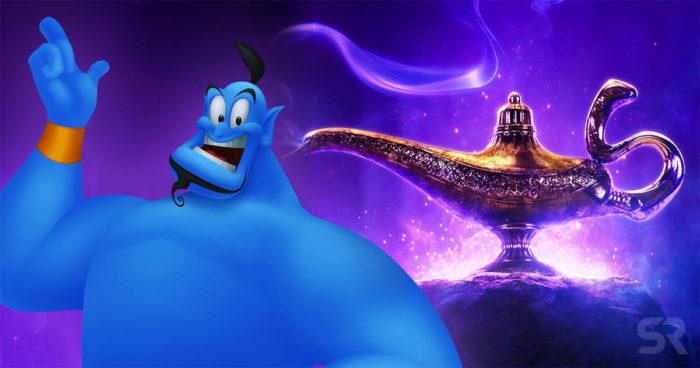 Une première bande-annonce pour le film Aladdin en live action avec Will Smith