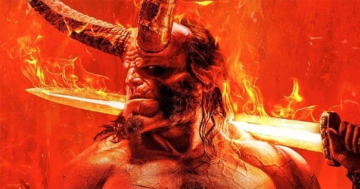 Le premier trailer de Hellboy a fuité
