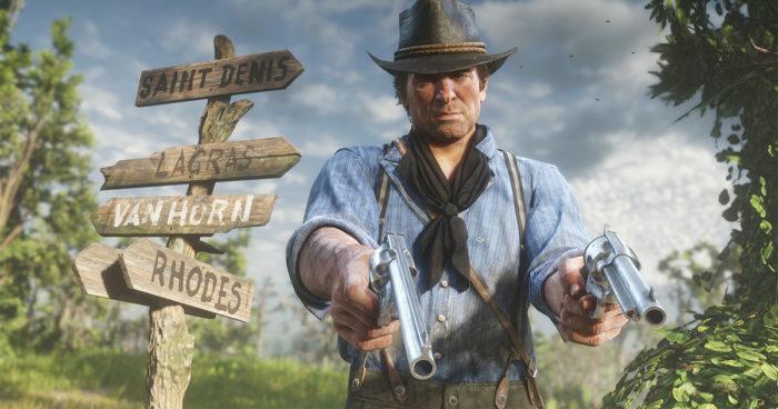 Red Dead Redemption 2 aura une meilleure résolution sur Xbox One X que sur PS4 Pro