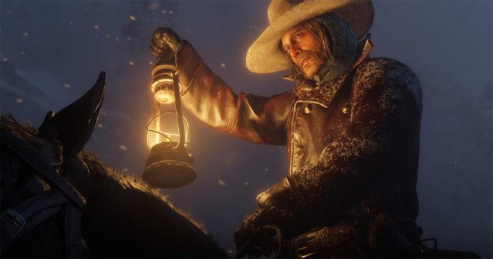 Red Dead Redemption II: Plus de 3000 personnes ont travaillé sur la création du jeu
