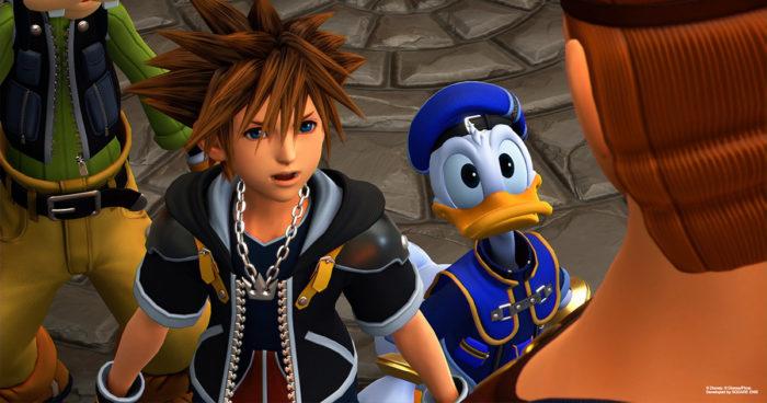 Kingdom Hearts 3: L'Olympe et Hercule se dévoilent avec de nouvelles images