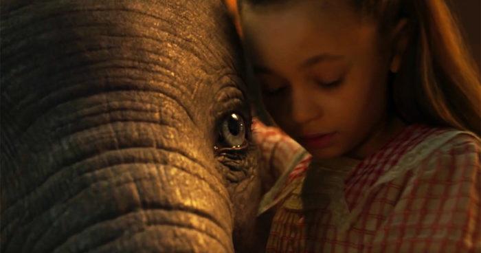 Une première bande-annonce pour le film live action de Dumbo