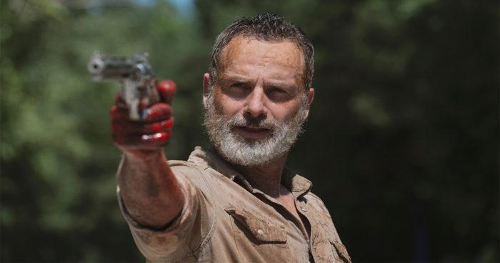 Walking Dead: AMC vient d'annoncer trois films sur le personnage de Rick Grimes
