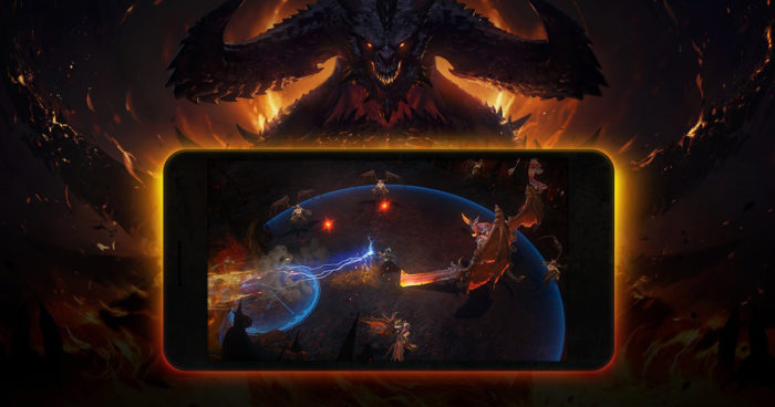 Un tout nouveau jeu Diablo vient d'être annoncé sur mobile