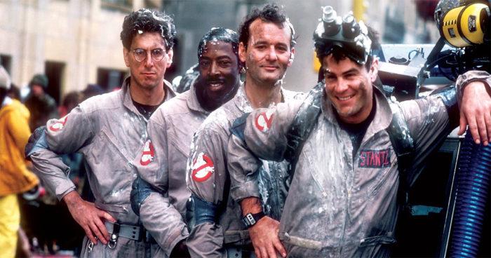 Un film Ghostbusters 3 avec le casting original serait en préparation!