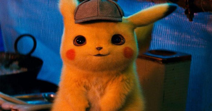 Une première bande-annonce pour le film en live action Detective Pikachu