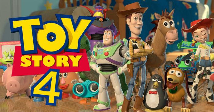 Un premier teaser pour Toy Story 4
