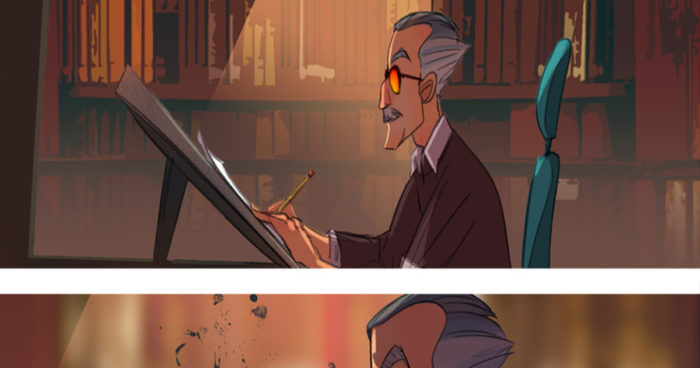 Petit hommage à Stan Lee