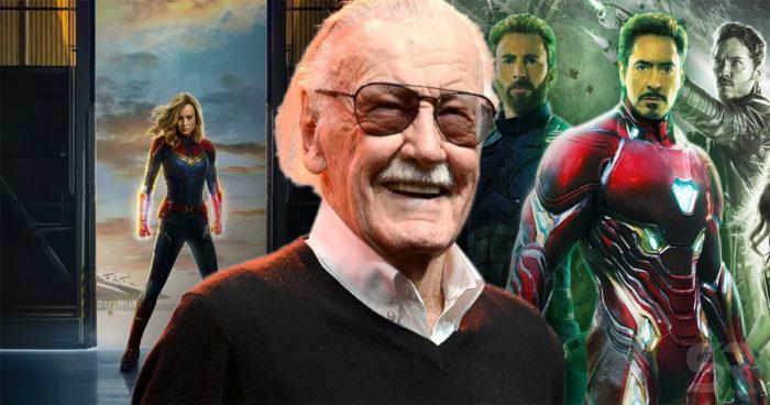 Stan Lee sera bien présent dans Avengers 4