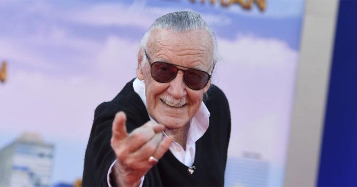Stan Lee le papa de Marvel est décédé, sa famille et ses amis lui rendent hommage