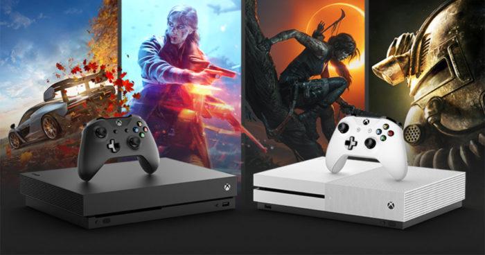 La compatibilité clavier/souris arrive sur Xbox One la semaine prochaine