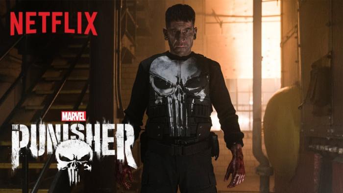 La saison 2 de The Punisher arrive très bientôt sur Netflix