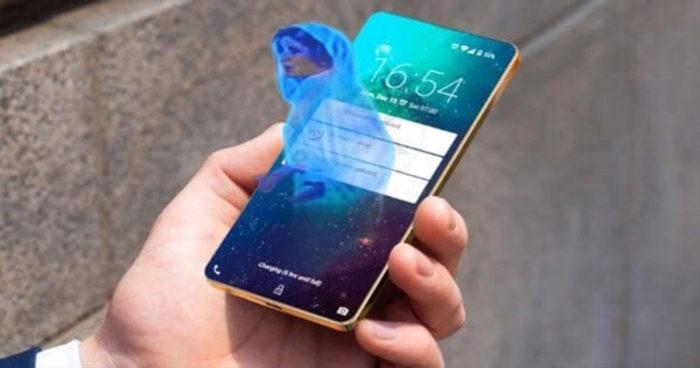 Samsung travaille sur une technologie digne d'un film Star Wars pour ses téléphones