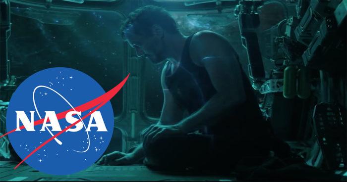 La Nasa répond aux fans de Tony Stark qui demandent son sauvetage dans l'espace