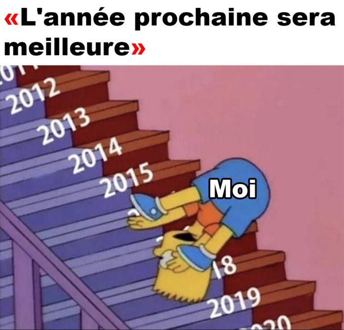 Chaque année