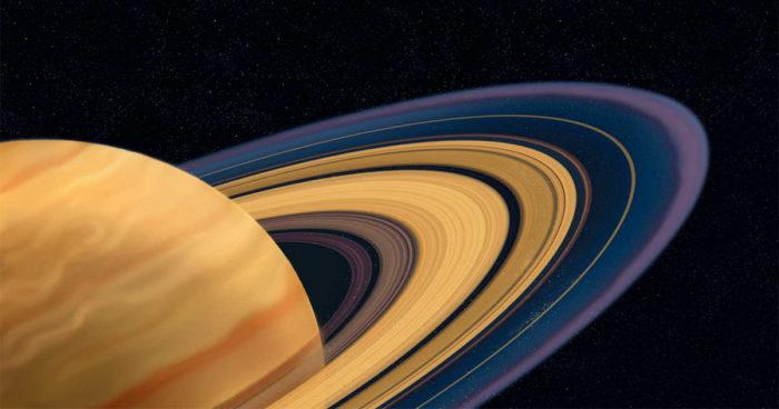 Saturne est présentement en train de perdre ses anneaux