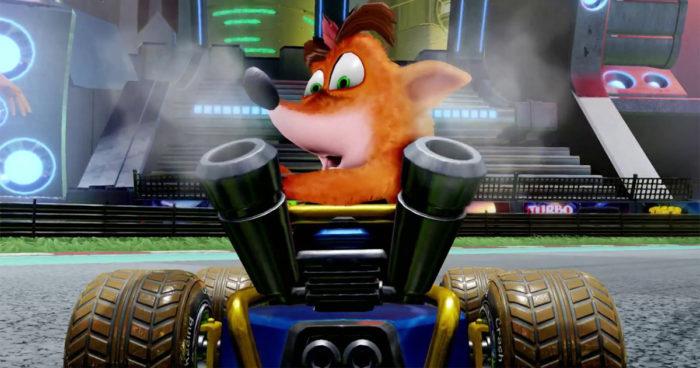 Le remaster de Crash Team Racing vient d'être annoncé officiellement avec une vidéo